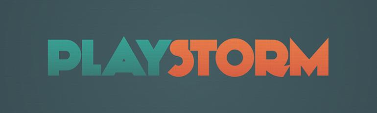PlayStorm Logo