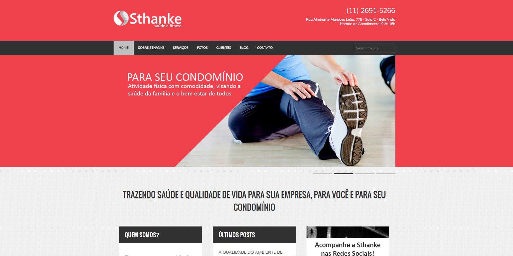 Sthanke Site